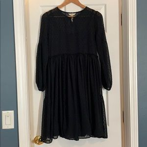 EUC Matilda Jane black Charlie dress